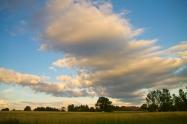 Clouds over Calverton